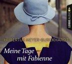 Meine Tage mit Fabienne, 4 Audio-CDs