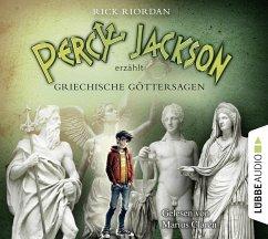 Percy Jackson erzählt: Griechische Göttersagen, 6 Audio-CDs - Riordan, Rick