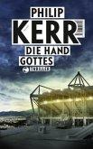 Die Hand Gottes / Scott Manson Bd.2