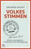 Volkes Stimmen (eBook, ePUB)