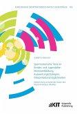 Sportmotorische Tests im Kindes- und Jugendalter: Normwertbildung - Auswertungsstrategien - Interpretationsmöglichkeiten ; Überprüfung anhand der Daten des Motorik-Moduls (MoMo)