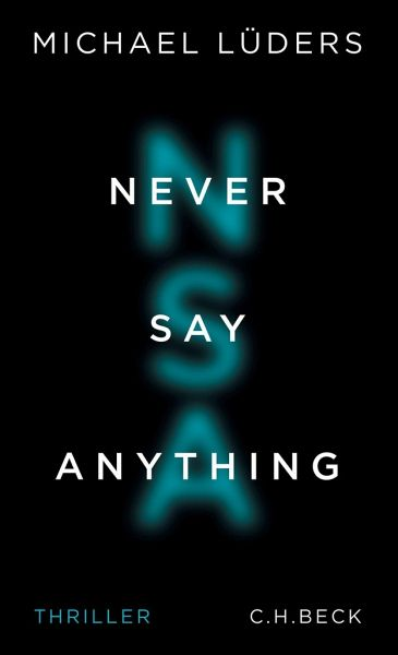 Never Say Anything - Lüders, Michael
