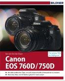 Canon 760 D / 750 D (eBook, ePUB)