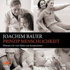 Prinzip Menschlichkeit (MP3-Download) - Bauer, Joachim
