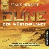 Dune: Der Wüstenplanet / 4 MP3-CDs