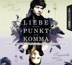 Liebe ohne Punkt und Komma / Delilah und Oliver Bd.2 (4 Audio-CDs)