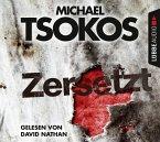 Zersetzt / Fred Abel Bd.2 (4 Audio-CDs)