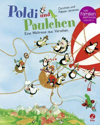 Buch-Reihe Poldi und Paulchen