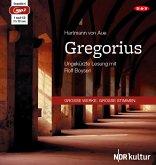 Gregorius, 1 MP3-CD