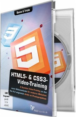 HTML5- & CSS3-Video-Training
