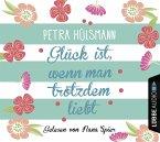 Glück ist, wenn man trotzdem liebt / Hamburg-Reihe Bd.3 (4 Audio-CDs)