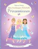 Mein Anziehpuppen-Stickerbuch: Prinzessinnen