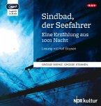 Sindbad, der Seefahrer, 1 MP3-CD