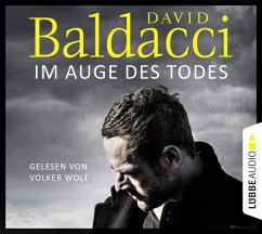 Im Auge des Todes / Will Robie Bd.3 (6 Audio-CDs) - Baldacci, David