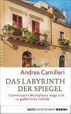Das Labyrinth der Spiegel / Commissario Montalbano Bd.18 (eBook, ePUB)