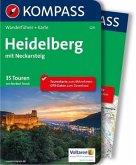 Heidelberg mit Neckarsteig