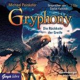 Die Rückkehr der Greife / Gryphony Bd.3 (Audio-CD)