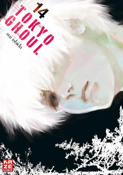 Buch-Reihe Tokyo Ghoul
