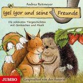 Igel Igor und seine Freunde, 1 Audio-CD