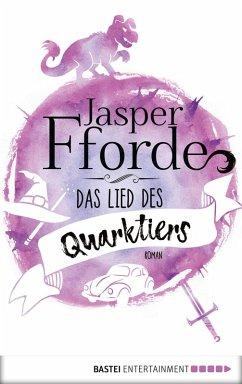 Das Lied des Quarktiers / Jennifer Strange Bd.2 (eBook, ePUB)