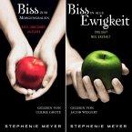 Biss-Jubiläumsausgabe - Biss zum Morgengrauen / Biss in alle Ewigkeit (gekürzt) (MP3-Download)