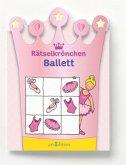 Rätselkrönchen - Ballett (Mängelexemplar)