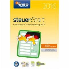 WISO steuer:Start 2016 (für Steuerjahr 2015) (Download für Windows)