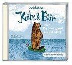 Krähe & Bär oder Die Sonne scheint für uns alle!, 1 Audio-CD