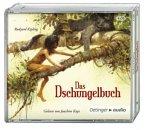 Das Dschungelbuch, 4 Audio-CDs