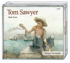 Tom Sawyer, 4 Audio-CDs