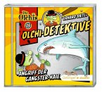 Angriff der Gangster-Haie / Olchi-Detektive Bd.15 (1 Audio-CD)