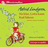 Na klar, Lotta kann Rad fahren, 1 Audio-CD