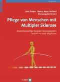 Pflege von Menschen mit Multipler Sklerose (eBook, ePUB)