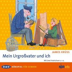 Mein Urgroßvater und ich (MP3-Download) - Krüss, James