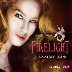 Flammende Träne / Firelight Bd.2 (MP3-Download) - Jordan, Sophie