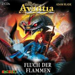 Fluch der Flammen / Die Chroniken von Avantia Bd.4 (MP3-Download) - Blade, Adam
