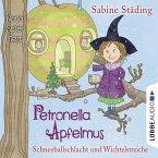 Schneeballschlacht und Wichtelstreiche / Petronella Apfelmus Bd.3 (MP3-Download)