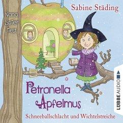 Schneeballschlacht und Wichtelstreiche / Petronella Apfelmus Bd.3 (MP3-Download) - Städing, Sabine