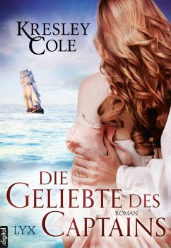 Die Geliebte des Captains / Sutherland Brothers Bd.1 (eBook, ePUB) - Cole, Kresley