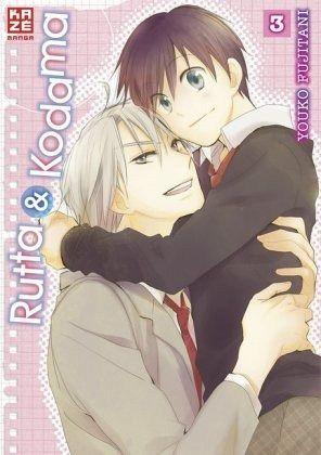 Buch-Reihe Rutta & Kodama