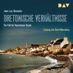 Bretonische Verhältnisse / Kommissar Dupin Bd.1 (MP3-Download)