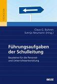 Führungsaufgaben der Schulleitung (eBook, PDF)