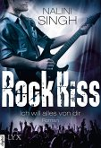 Ich will alles von dir / Rock Kiss Bd.3 (eBook, ePUB)