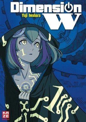 Dimension W Bd.1 - Iwahara, Yuji