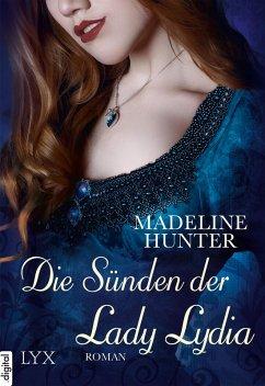 Die Sünden der Lady Lydia / Fairbourne Quartett Bd.4 (eBook, ePUB) - Hunter, Madeline
