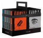 Fitzek-Box, 10 Bände
