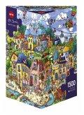 Happytown (Puzzle)