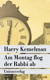 Am Montag flog der Rabbi ab (eBook, ePUB)