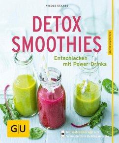 Detox-Smoothies - Staabs, Nicole