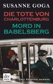 Die Tote von Charlottenburg & Mord in Babelsberg / Leo Wechsler Bd.3+4 (eBook, ePUB)